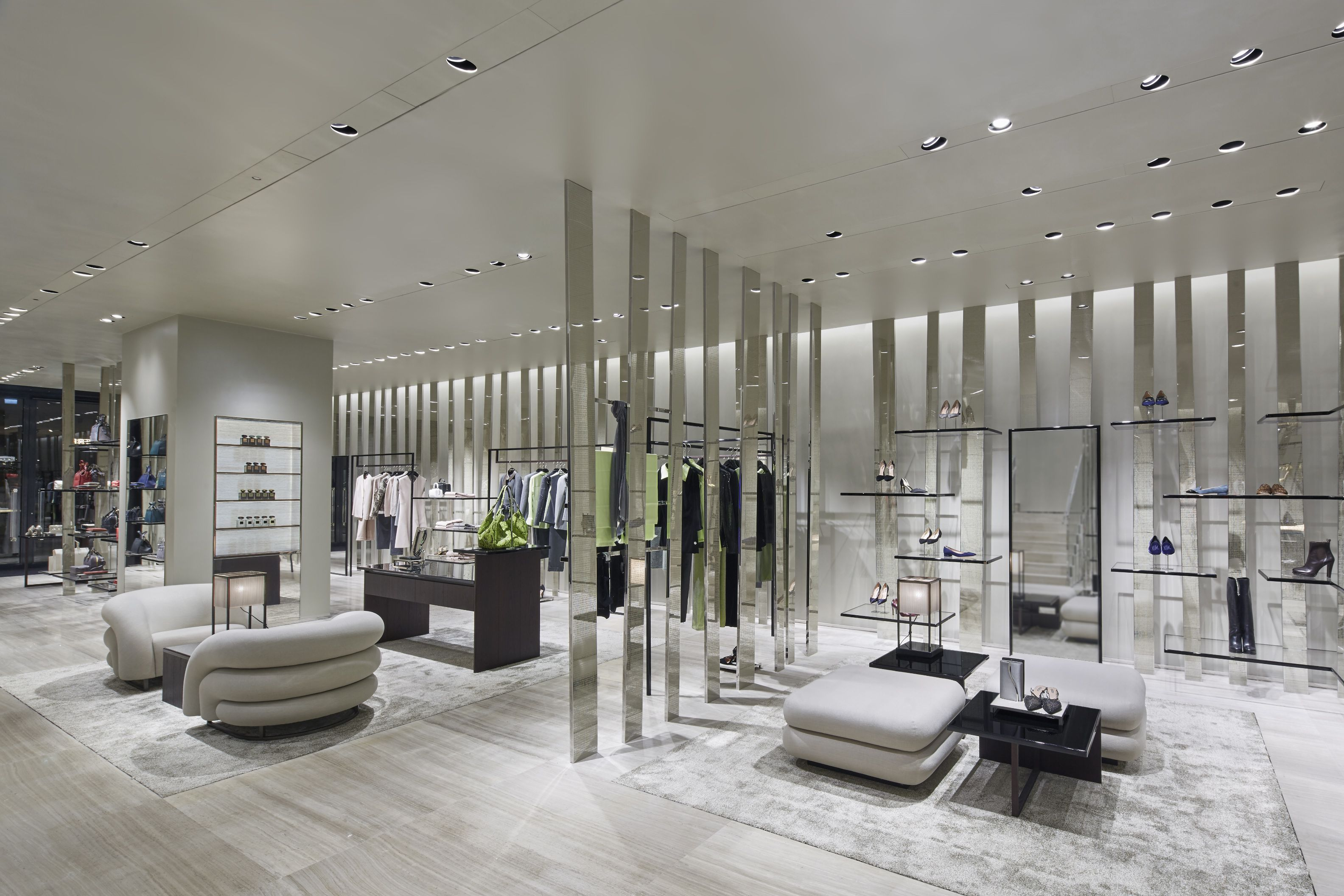 Armani store for Armadi outlet
