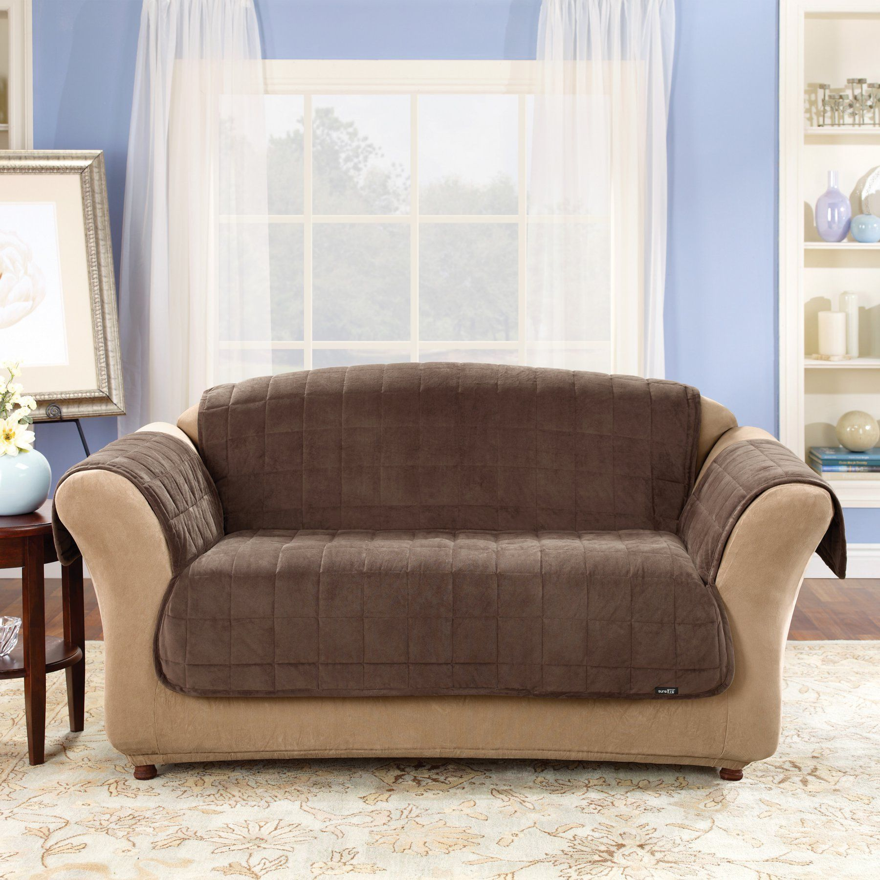 Sure Fit Deluxe Loveseat Pet Cover 39226