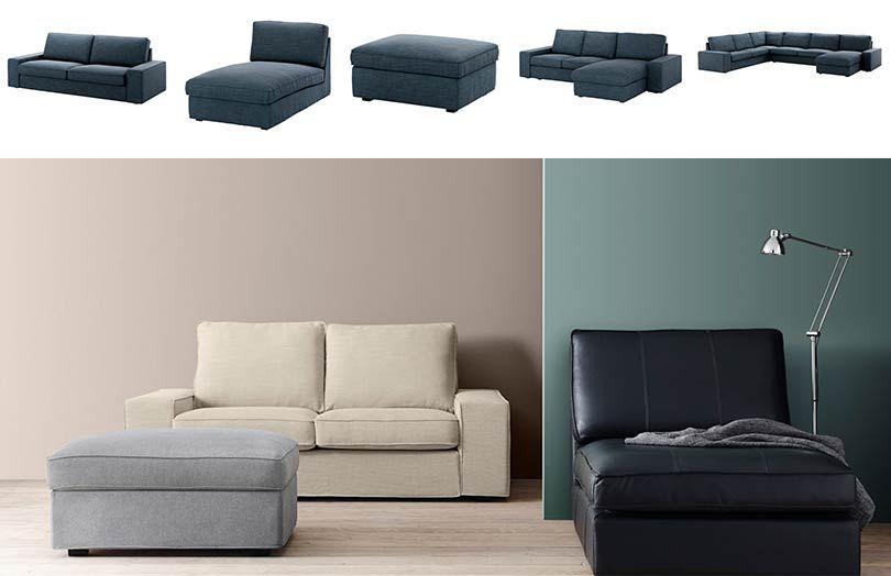 test canap kivik avantages et inconv nients decoration pinterest. Black Bedroom Furniture Sets. Home Design Ideas