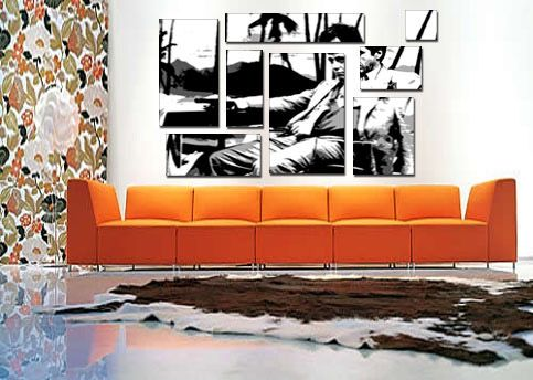 Wall Canvas Art canvas wall art with scarface | thinking of you | pinterest