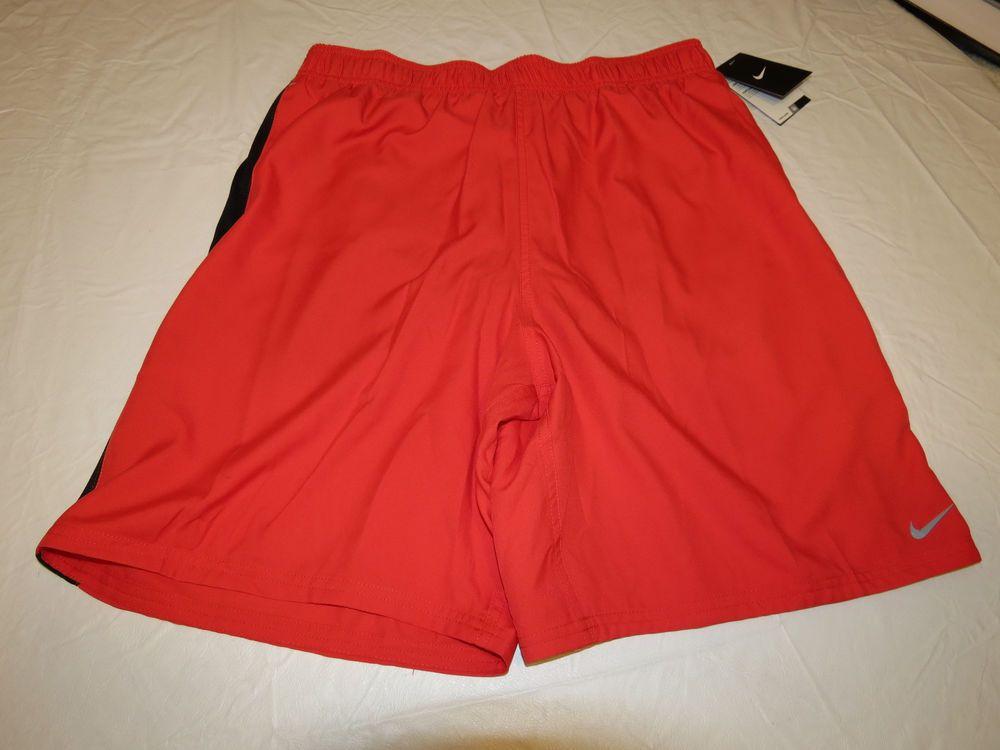 95ac6c91 Men's swim trunks board shorts Nike Dri Fit Ventilated 717384 Red ...