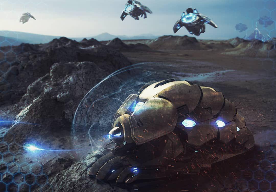 posted by u/nakmaa | Starcraft, Concept art, Stars craft