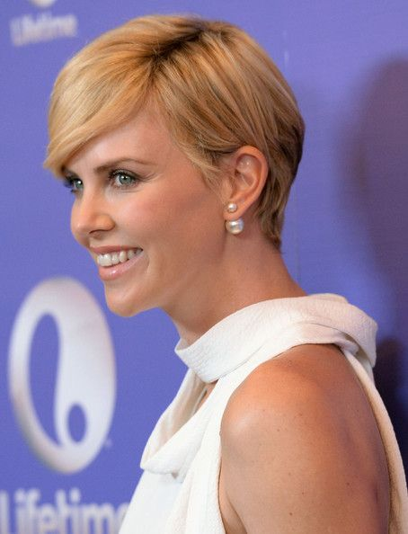 Charlize Theron - Stars at Variety's Power of Women Event