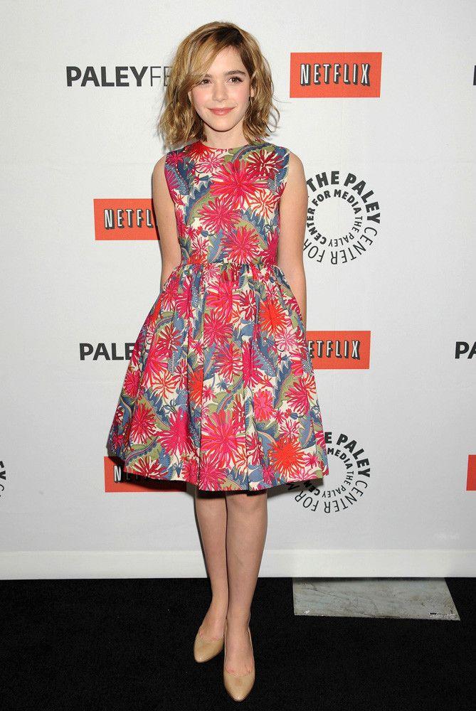 Kiernan Shipka, ¿la nueva Emma Watson? 26 looks para ver ...