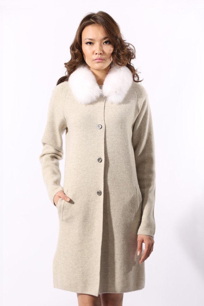 GOBI Mongolian Organic Cashmere Coat - Women's   Products ...