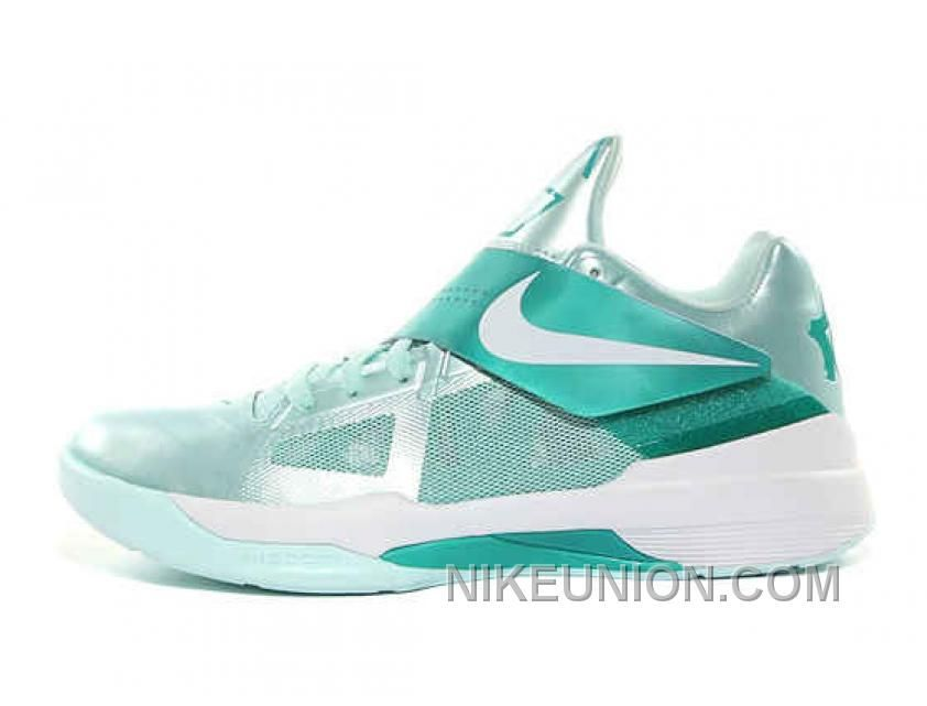 486dab40c168 http   www.nikeunion.com nike-kd-4-iv-for-sale-mint-candy-white ...