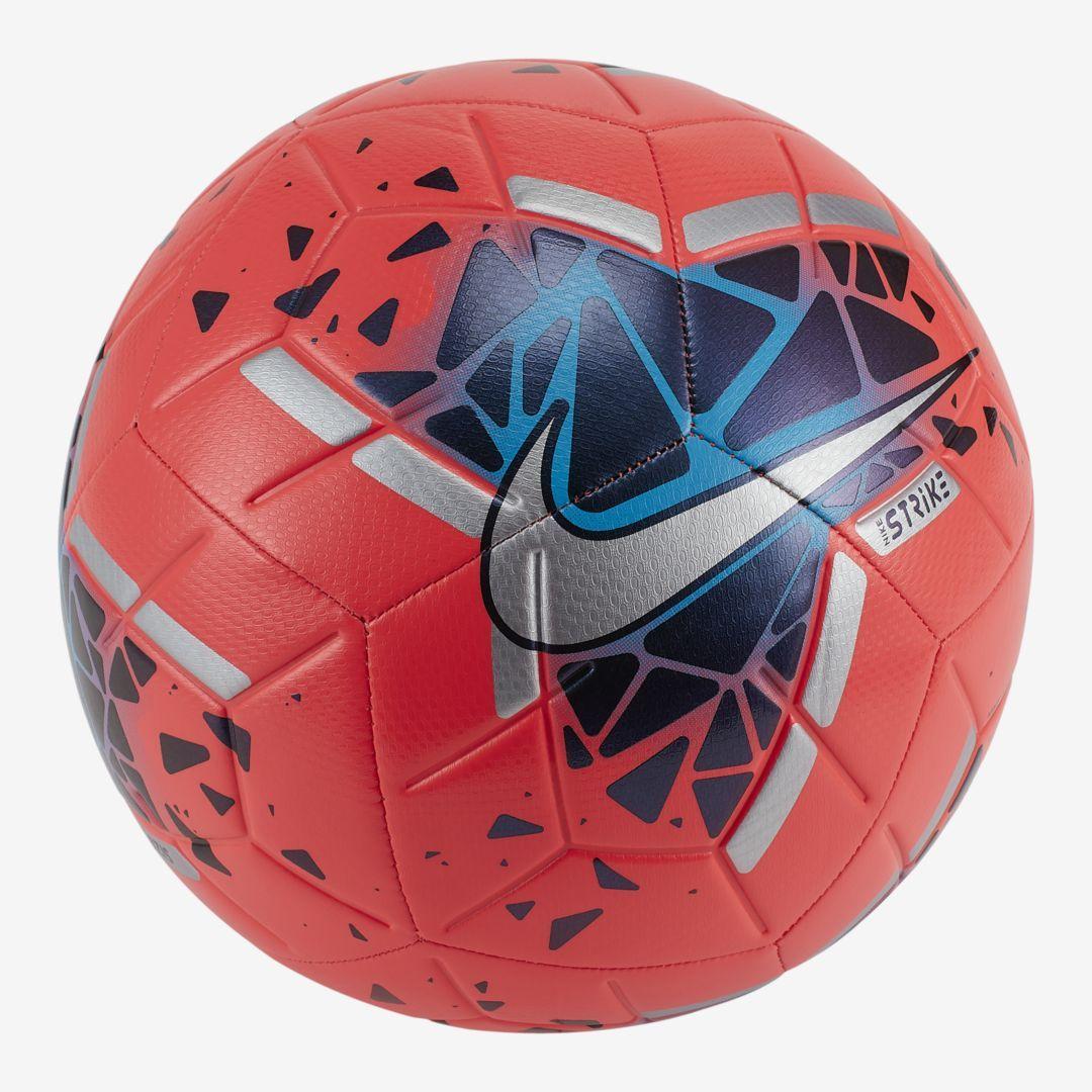 Camión golpeado Triatleta Derecho  Nike Strike Soccer Ball. Nike.com in 2020   Soccer ball, Nike soccer ball,  Soccer