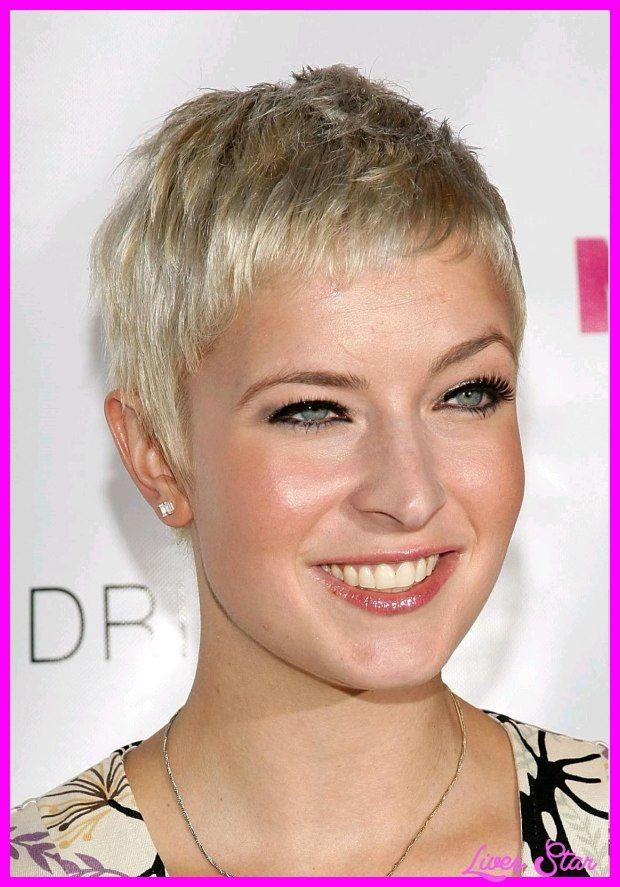 Cool Short Buzzed Haircuts Women Hair Pinterest Short Hair