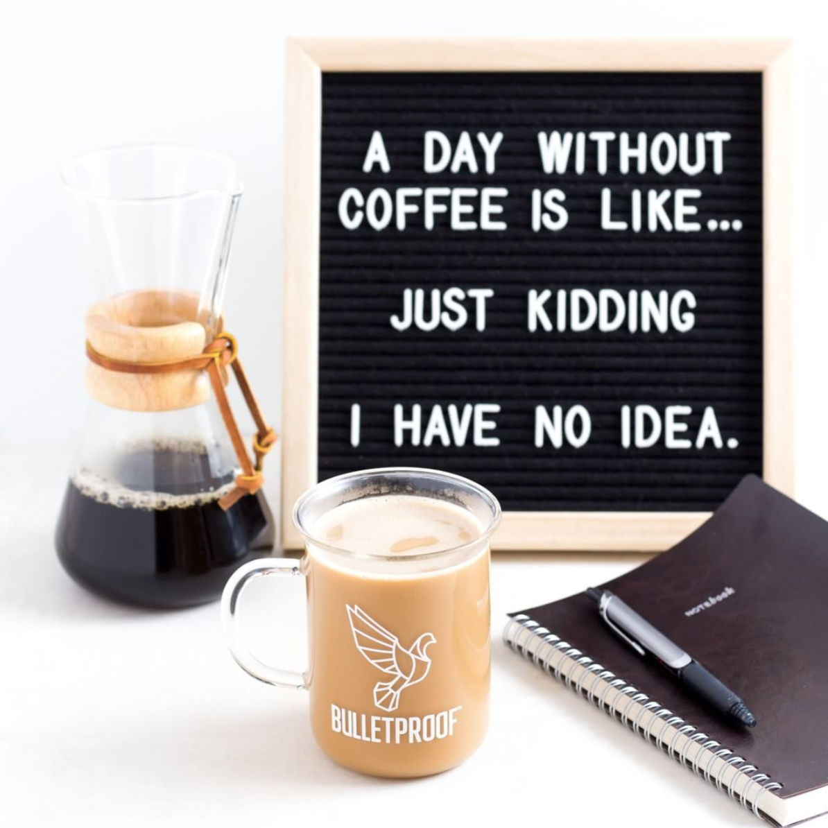 A Day Without Coffee Is Like Just Kidding I Have No Idea Coffee Quotes Coffee Coffee Humor