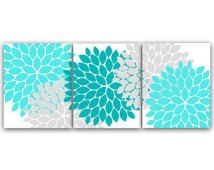 Popular Items For Teal Bedroom Decor On Etsy Teal Bedroom Decor Bathroom Wall Decor Home Decor Wall Art
