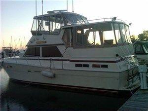 1987 Viking Yacht 44 MOTOR YACHT #vikingyachtsmotors | yachtworld
