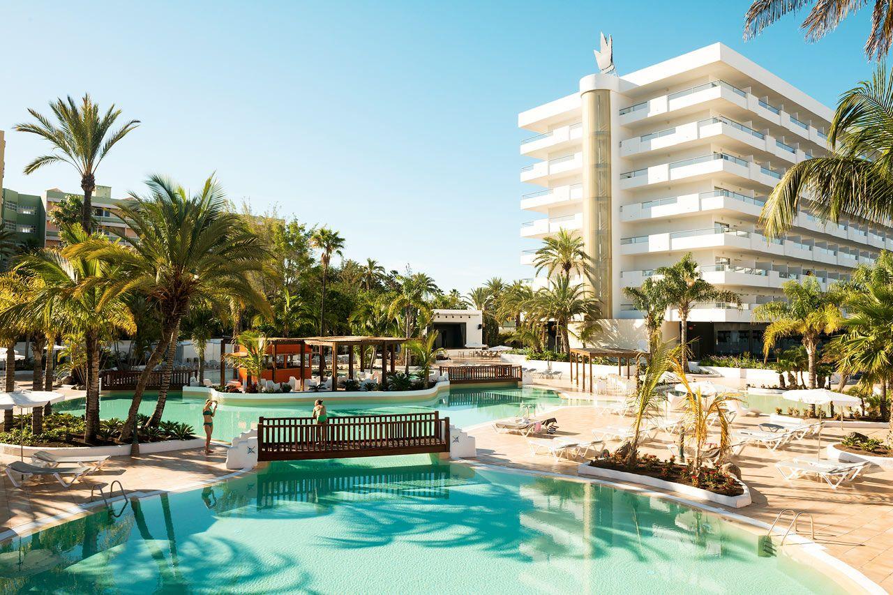 playa del ingles gran canaria princess hotel Made it
