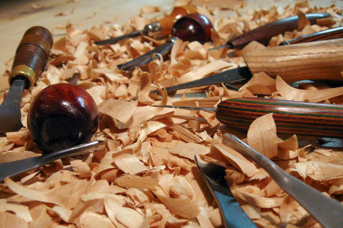 How to sharpen wood carving knives the woodcarvers