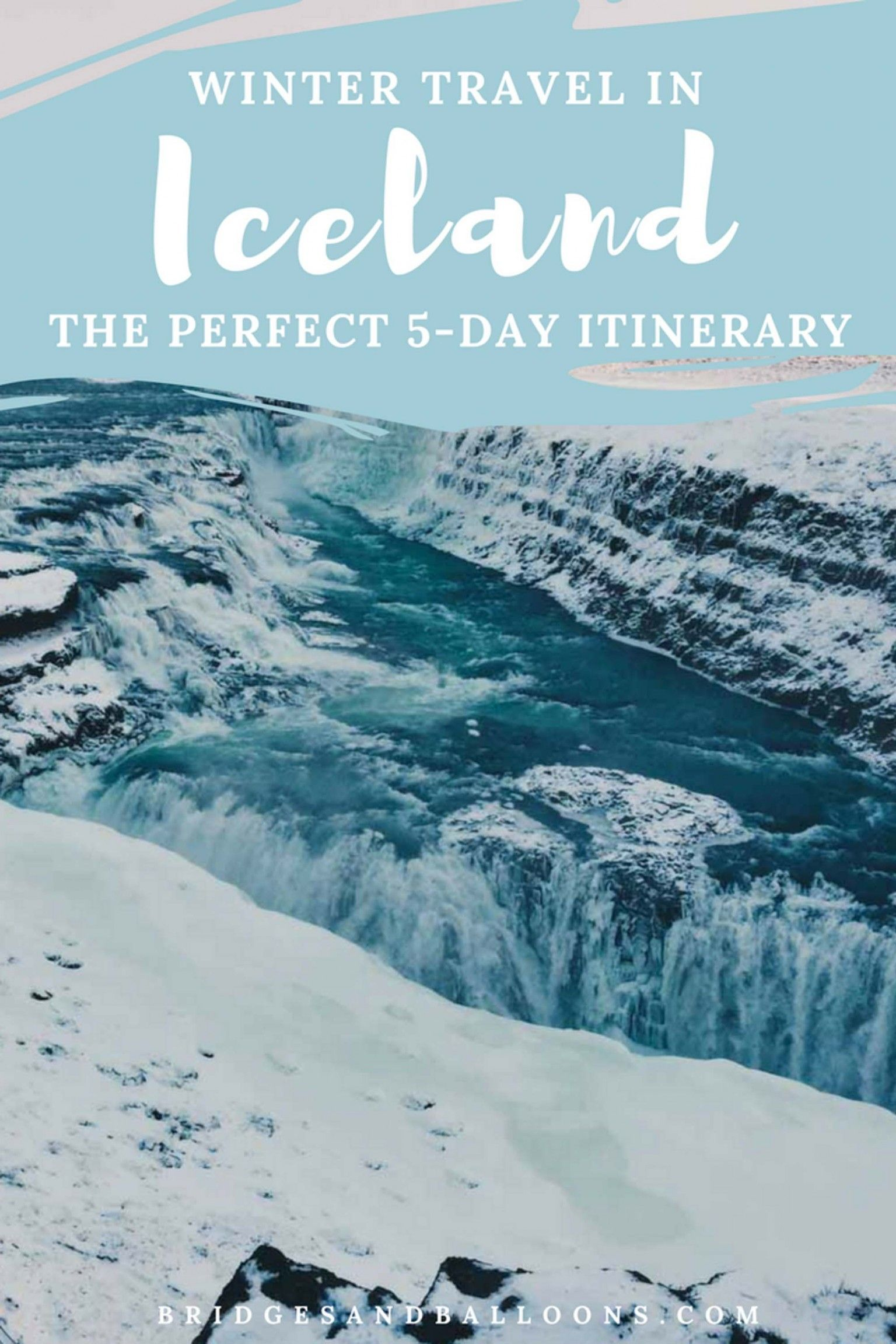 iceland itinerary: how to get the best out of five days in iceland