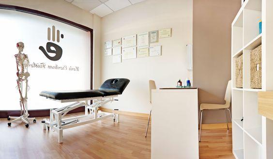 Décoration dun cabinet médical ou le bureau dun médecin design d