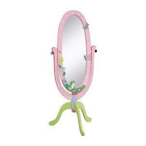 Magic Garden Standing Mirror