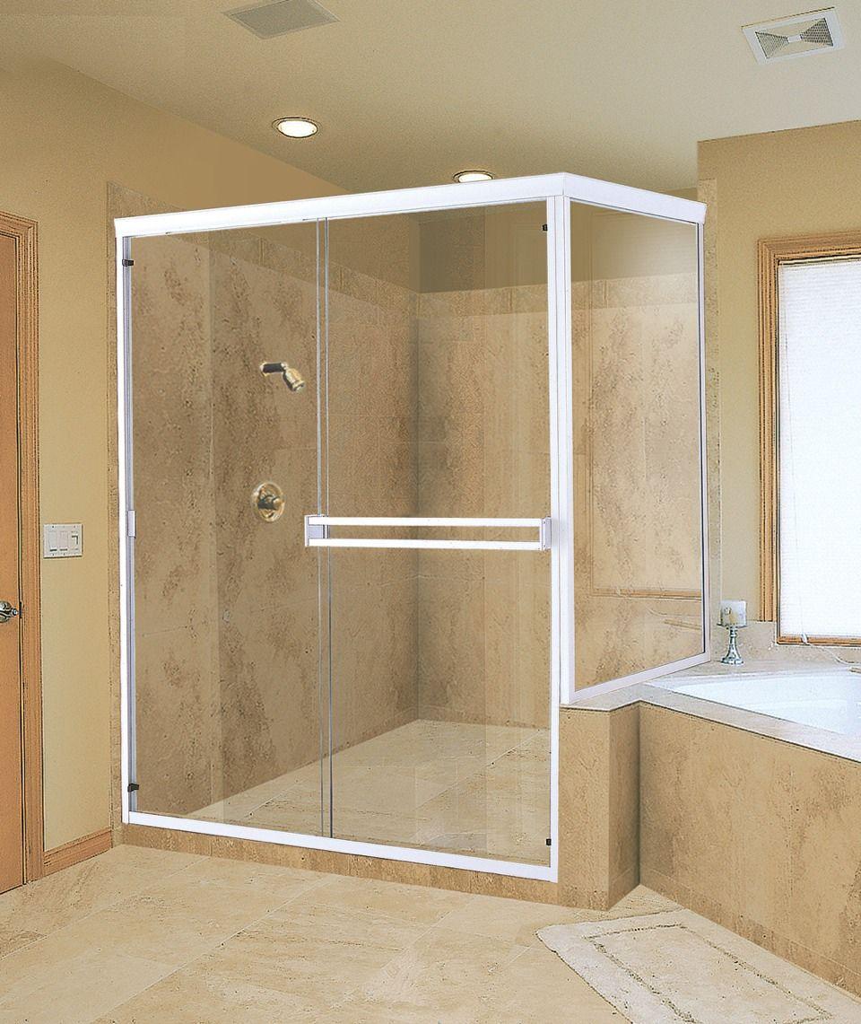 Take Soap Scum Off Shower Walls Tile Doors Diy Pinterest