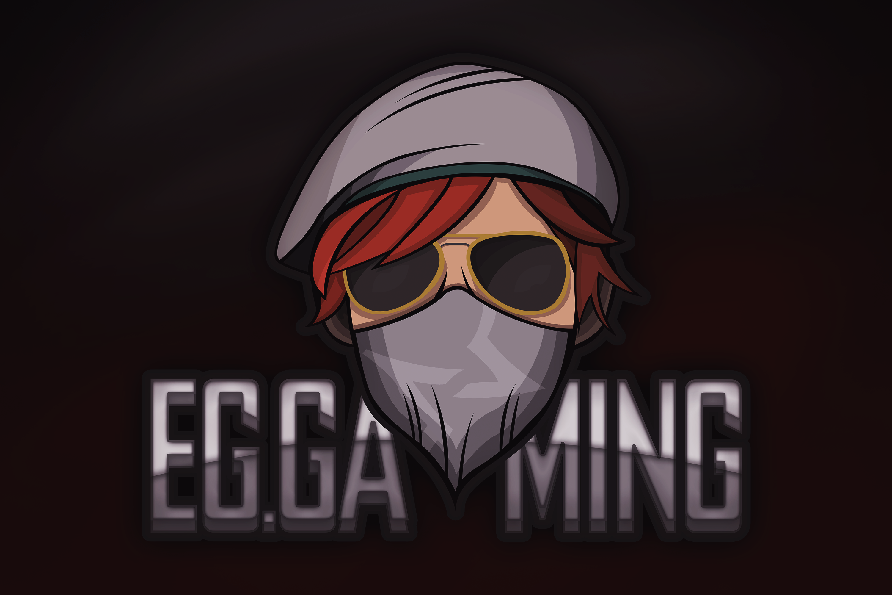 Clan / Team Logo for eg.gaming (instagram). It took about