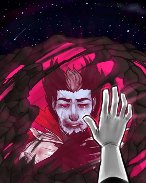 Ghost Chicky: Phanniemay day 1:Space Danny had thought for sure Vlad had died out in space, Half ghost or not, it had to be impossible or so Danny had thought. *more at the source*