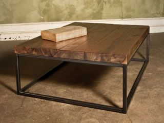 Plymouth Moderne Coffee Table (DARK)