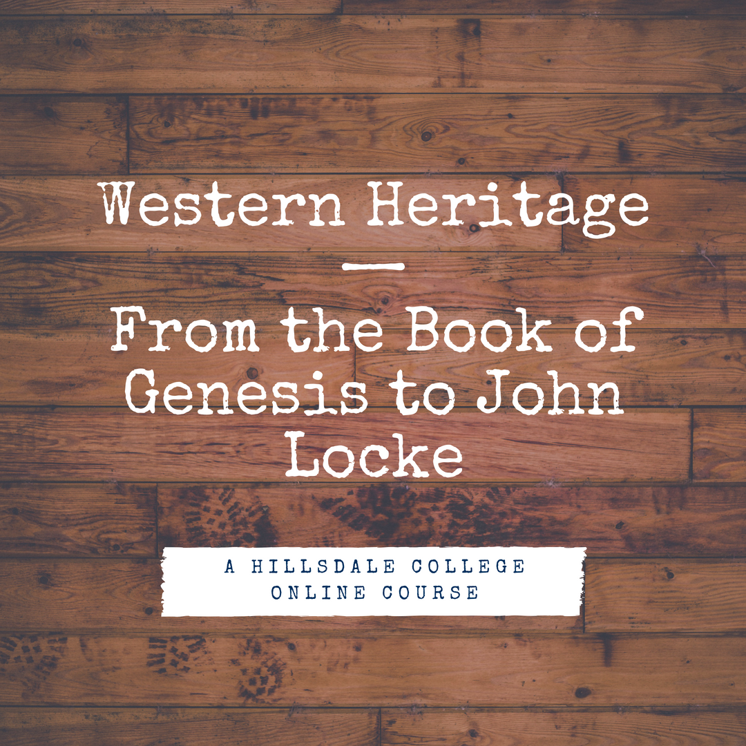 Learn more about your Western Heritage with this online