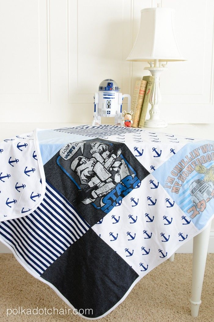 How To Make A T Shirt Quilt Baby Blanket Blanket Baby