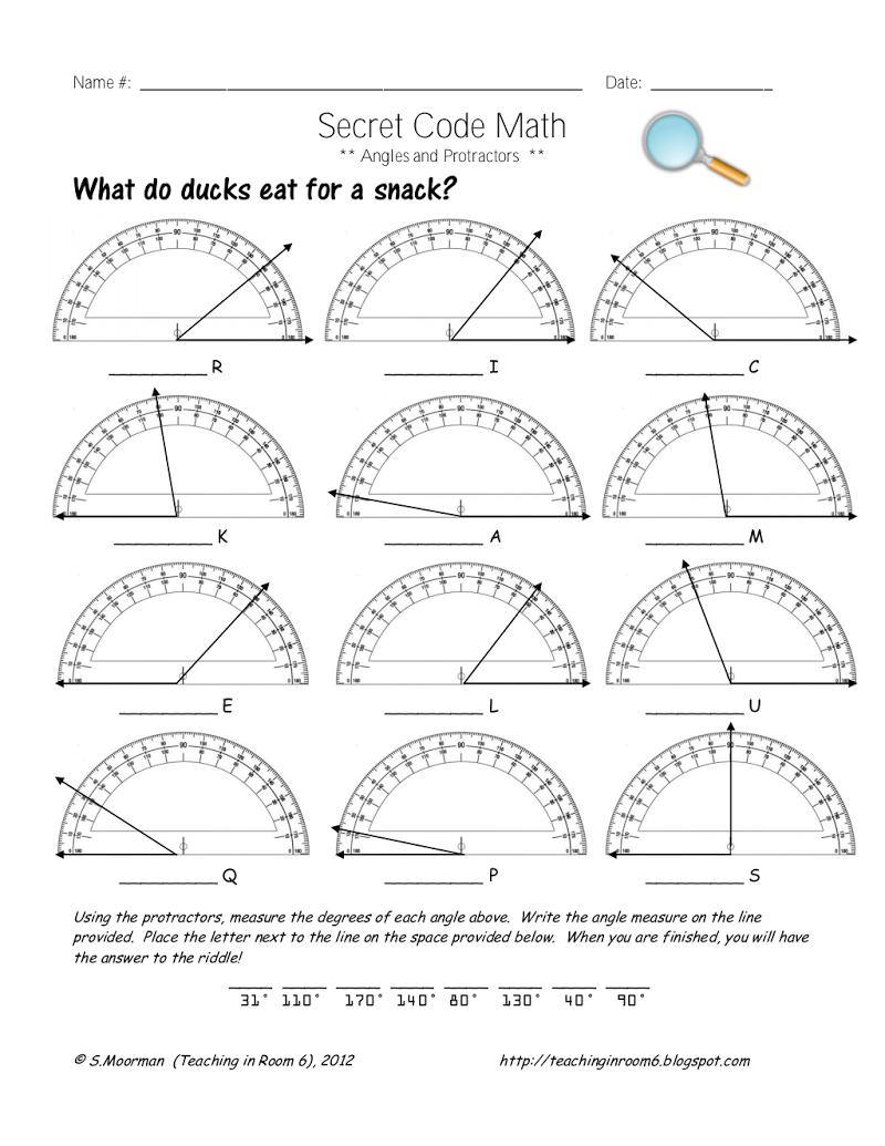 Page 1 of 1 Angles math, Triangle math, Math geometry