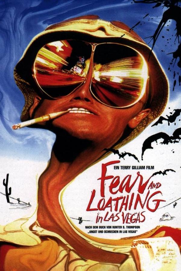 Miedo Y Asco En Las Vegas 1998 Películas De Miedo Miedo Y Asco En Las Vegas Ver Películas