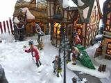 Miniature Christmas Village |