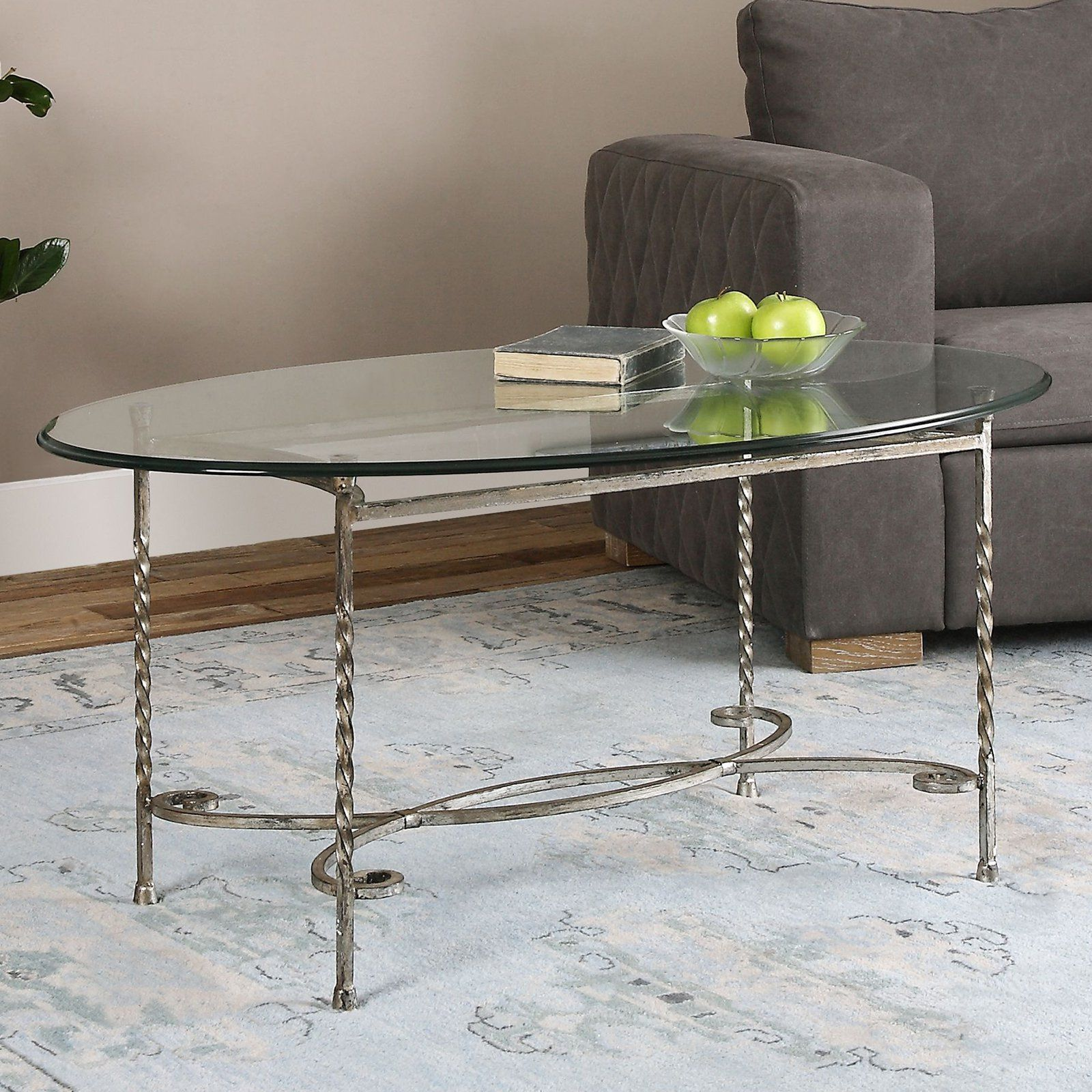 Uttermost Nuncia Coffee Table Whether you living room is in a