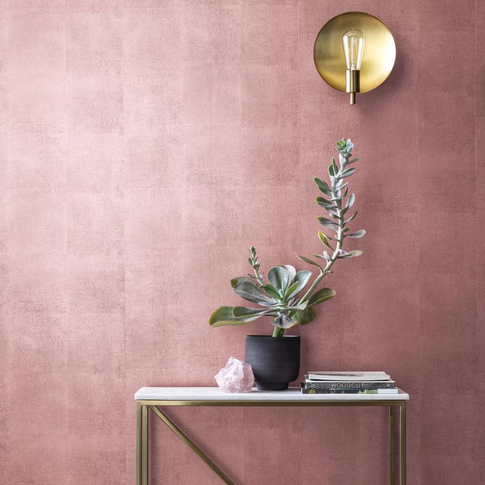 Metallic Leaf Peel Stick Wallpaper Project 62 Gouden Muren Verf Muren Metallic Verf Muren