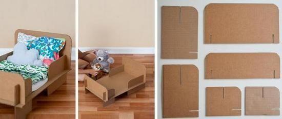 Как сделать кровать для кукол из 279