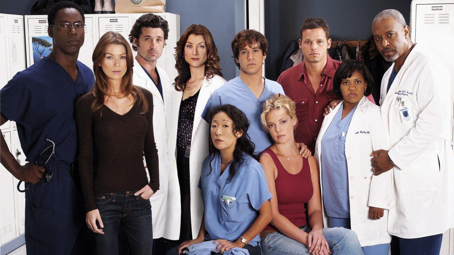 Watch Grey\'s Anatomy Season 14 Episode 12 : Harder, Better, Faster ...
