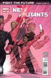 New Mutants #48 Andy Lanning Felix Ruix ---> shipping is $0.01 !48