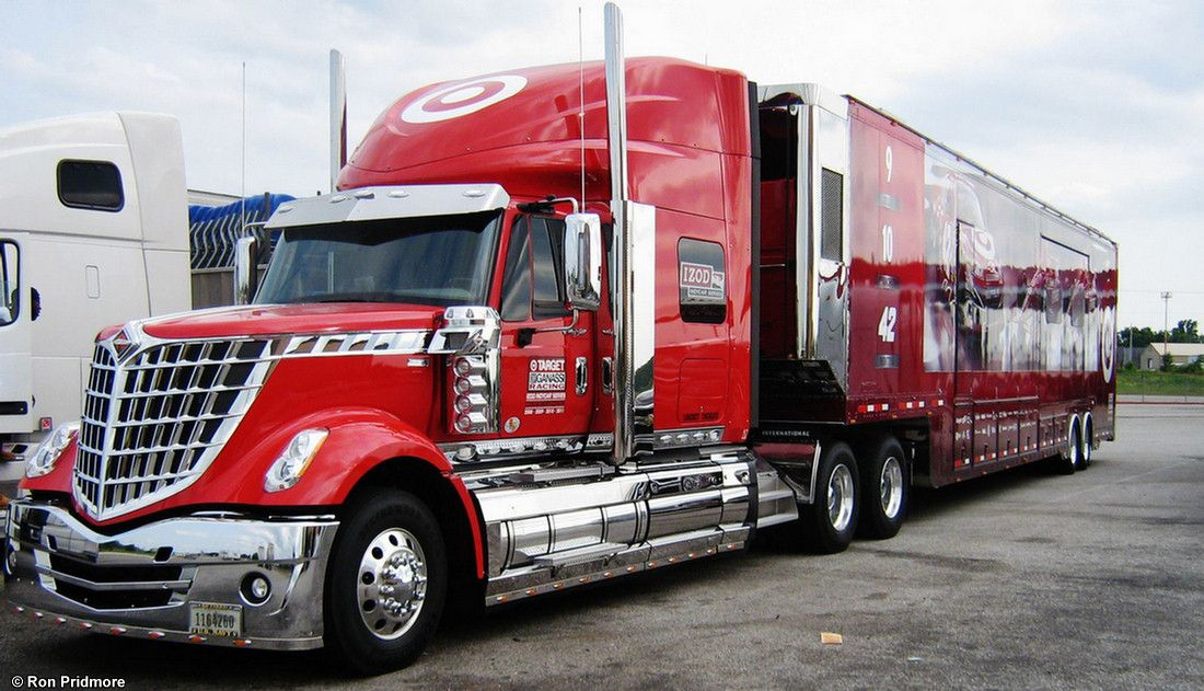 Truck Lonestar By R Pridmore Rigs Pinterest Rigs