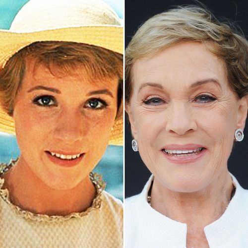 See Julie Andrews, Christopher Plummer and the Rest of ...