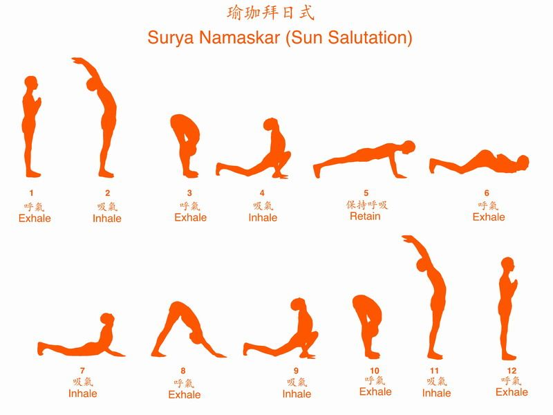 Relaxation Yoga Relaxing Yoga Yoga Sun Salutation Surya Namaskar