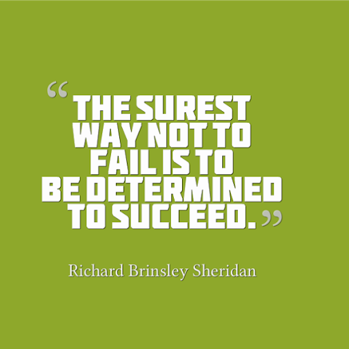Quotes For New College Students: #Motivational #Quotes #Succeed #Determined