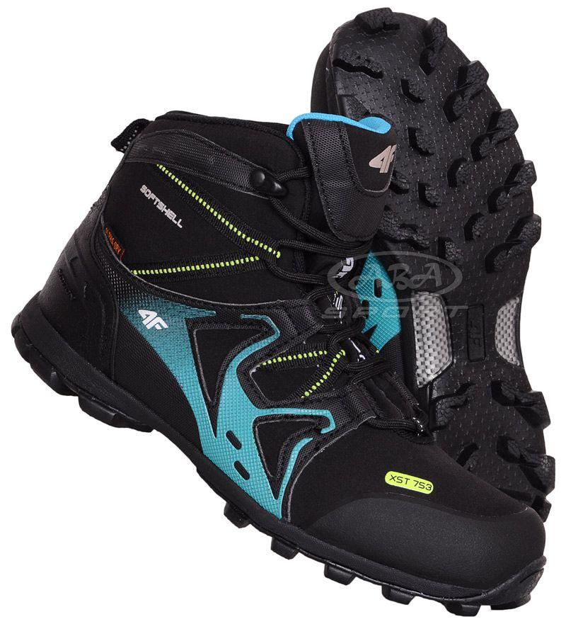 Buty Damskie Zimowe Wysokie 4f Trekkingowe 36 41 4993226725 Oficjalne Archiwum Allegro Shoes Hiking Boots Boots