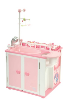 I know some little girls who would love this for Christmas….If you head over to the Target Daily Deals today while supplies last you can score a Our Generation Baby Doll Care Center with Accessories for $69.99 (Reg $99.99) + Free Shipping To check it out go here Shop thru ShopAtHome.com for 3% Cash Back … #dollcare I know some little girls who would love this for Christmas….If you head over to the Target Daily Deals today while supplies last you can score a Our Generation Baby Doll Care Ce #dollcare