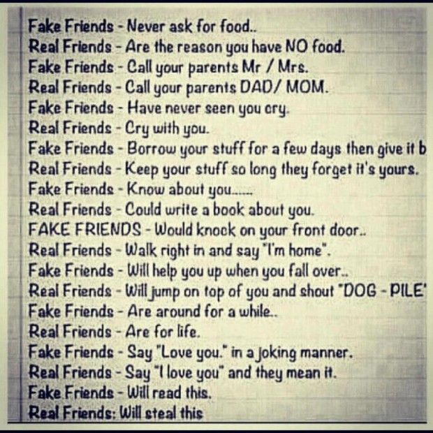 Funny Quotes Real Friends Vs Fake Friends With Capture Of It In White Paper Collection Of Inspiring Quote Real Friends Friendship Quotes Funny Friends Quotes