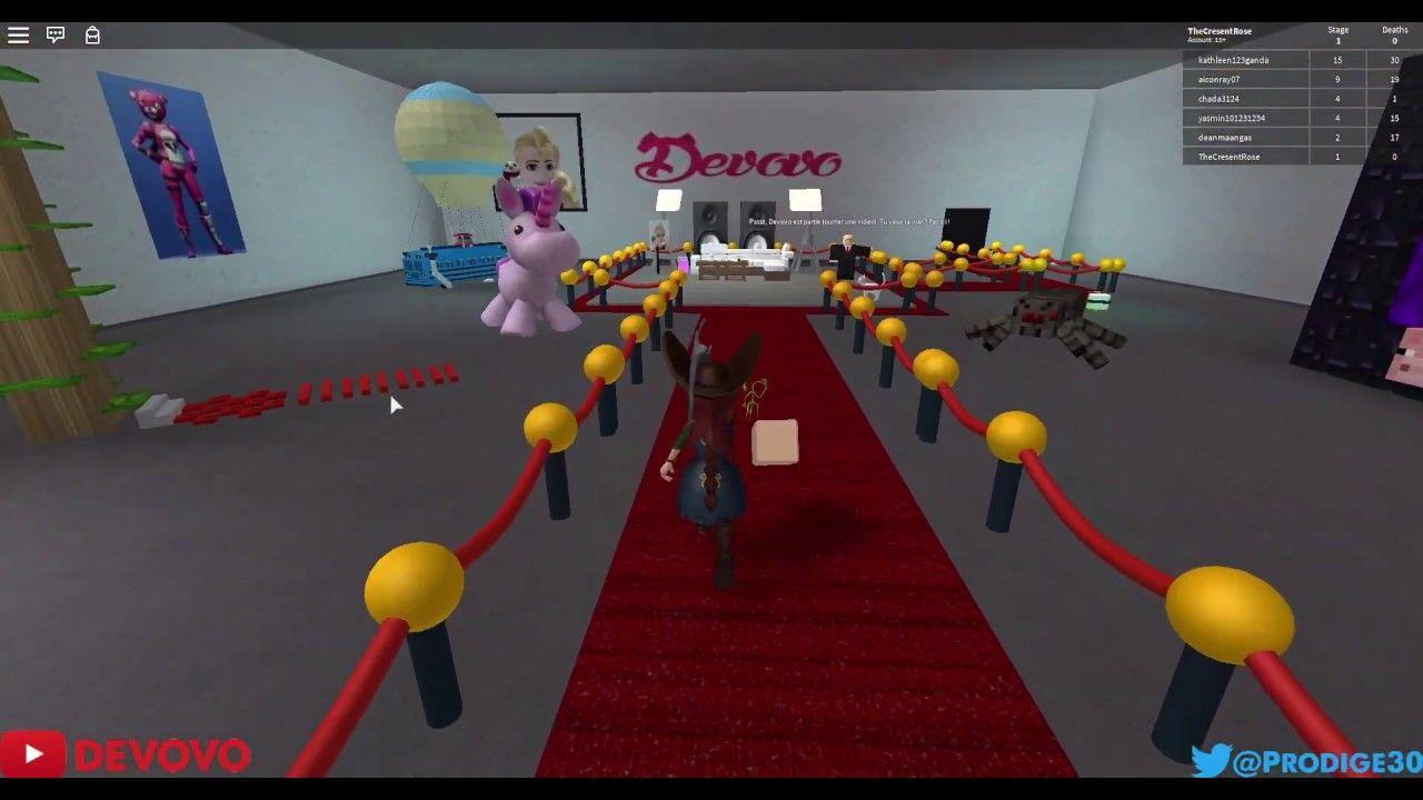 Escape Devovo Obby Roblox Escape Com Games