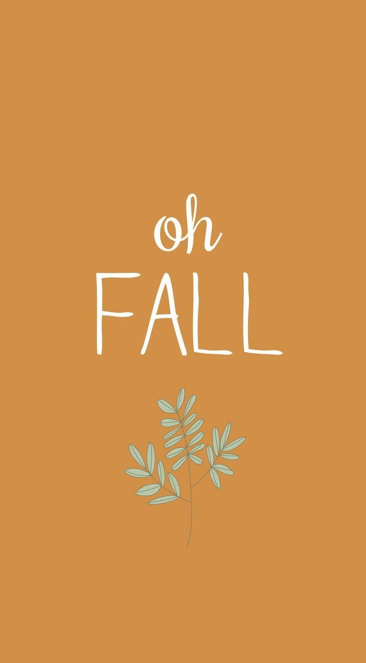 Phone Wallpaper - Fall Edition #falliphonewallpaper