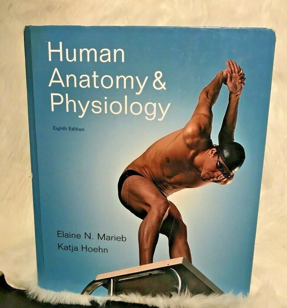 Human Anatomy & Physiology 8th Edition by Marieb and Hoehn