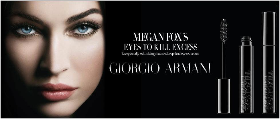 armani eyes to kill mascara