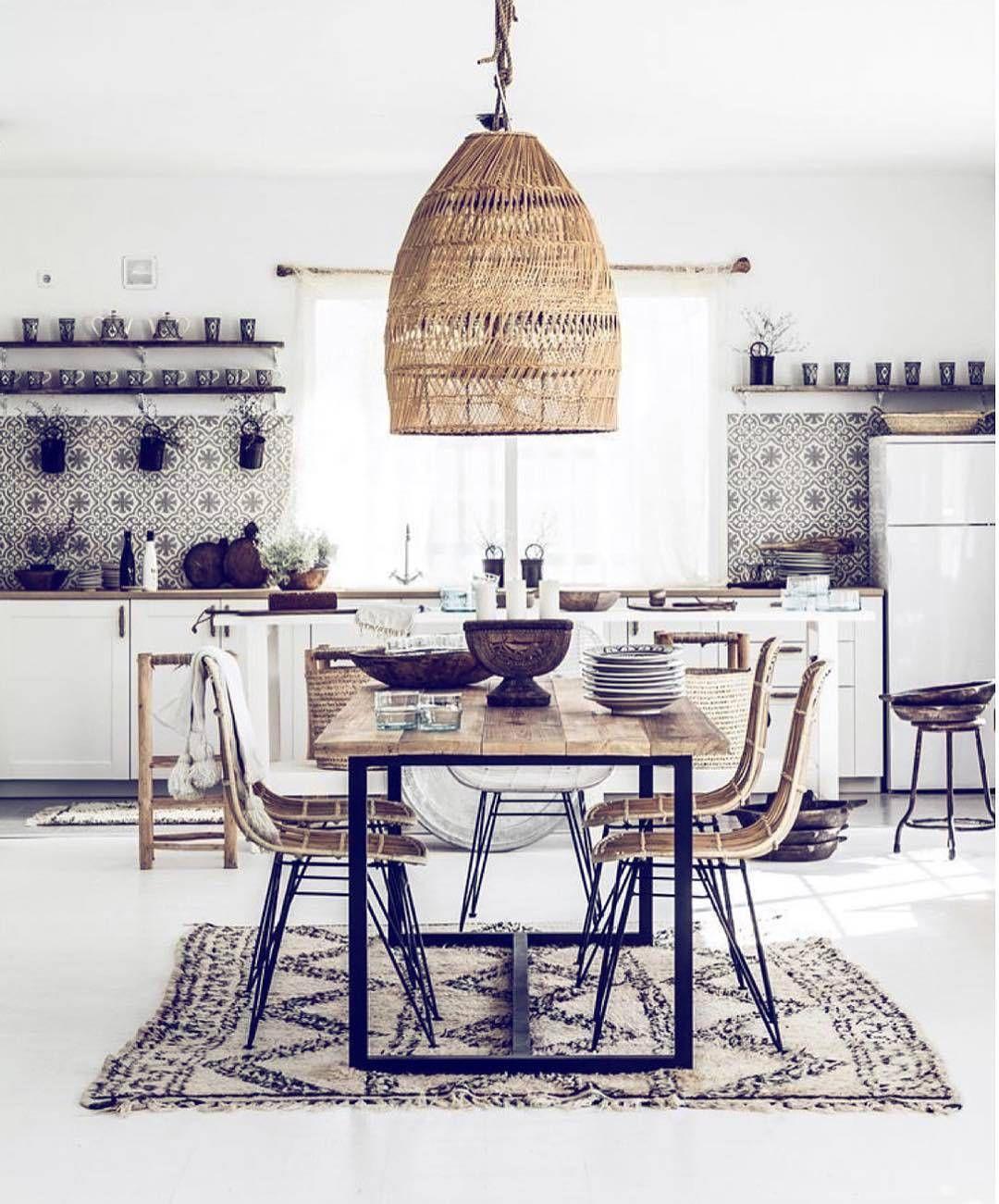 Interior-Trend: Boho-Deko | no place like home | Pinterest ...