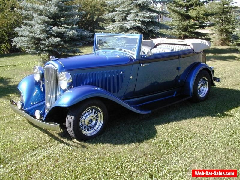 1932 Plymouth PB #plymouth #pb #forsale #canada