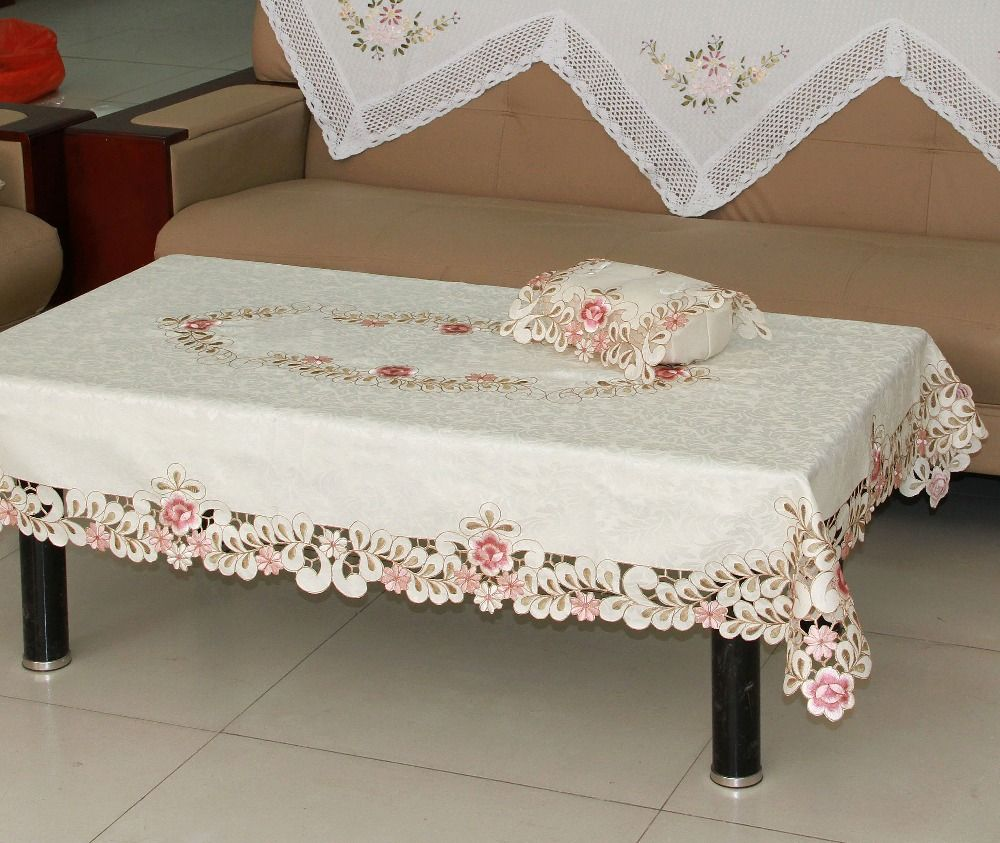 Traditional Coffee Table Cover