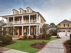 love the style of this home-would want mine white :) :Portfolio, Custom Home Builder, Charleston SC, STRUCTURES