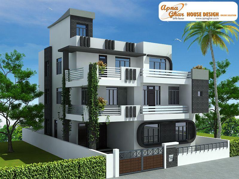 Dream Home Design Visit Also Pin By Apnaghar On Triplex House Pinterest  Login Website Rh